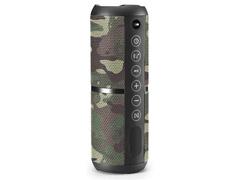 Caixa de Som Portátil Pulse Wave 2 Bluetooth SP354 Camuflada - 2