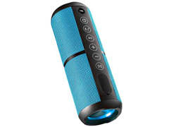 Caixa de Som Portátil Pulse Wave 2 Bluetooth SP375 Azul