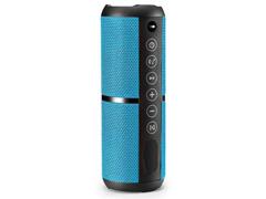 Caixa de Som Portátil Pulse Wave 2 Bluetooth SP375 Azul - 2