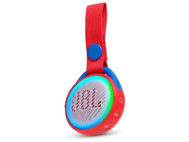 Caixa de Som Bluetooth JBL Junior Pop Vermelha