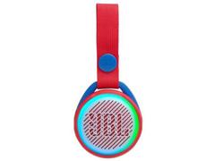 Caixa de Som Bluetooth JBL Junior Pop Vermelha - 1