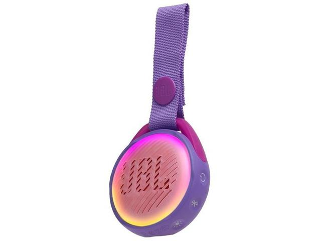 Caixa de Som Bluetooth JBL Junior Pop Roxa