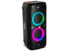 Caixa de Som Amplificadora JBL Party Box 300 Bluetooth Portátil Preta