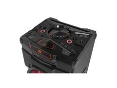 Caixa de Som Amplificadora JBL Party Xpert Bluetooth 350W Preta - 5
