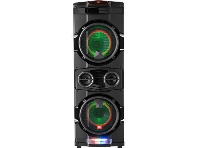 Caixa de Som Amplificadora JBL Party Xpert Bluetooth 350W Preta