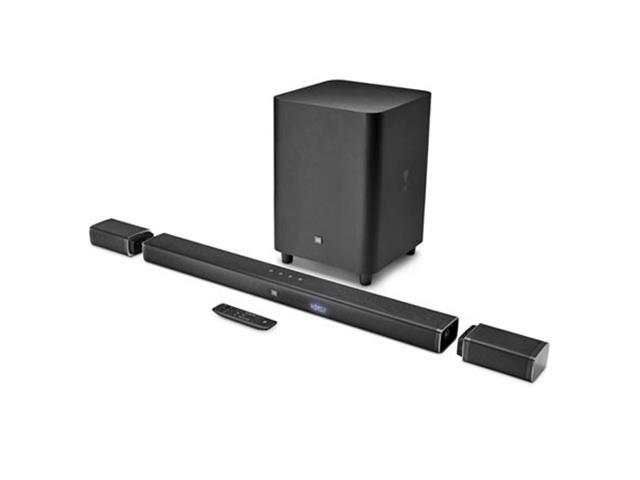 Soundbar JBL Bluetooth 5.1 Dolby Digital Bar 5.1 RMS 218W Preto
