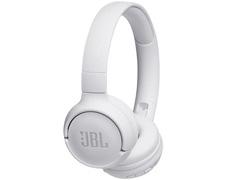 Fone de Ouvido Bluetooth JBL T500 Branco JBLT500BTWHT