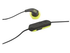 Fone de Ouvido Bluetooth Esportivo JBL Endurance Run Preto e Amarelo - 5