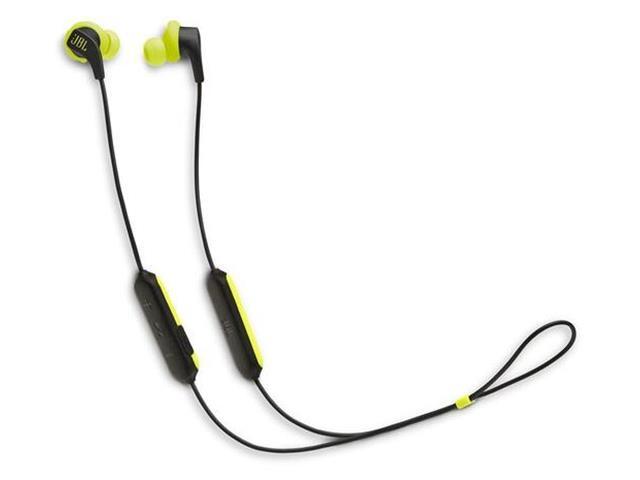 Fone de Ouvido Bluetooth Esportivo JBL Endurance Run Preto e Amarelo