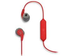 Fone de Ouvido Bluetooth Esportivo JBL Endurance Run Vermelho - 4