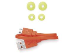 Fone de Ouvido Bluetooth JBL Ergonômico Endurance Sprint Preto e Verde - 5
