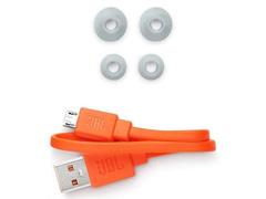 Fone de Ouvido Bluetooth JBL Ergonômico Endurance Sprint Vermelho - 5