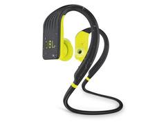 Fone de Ouvido Bluetooth JBL Endurance Jump Preto e Verde - 2