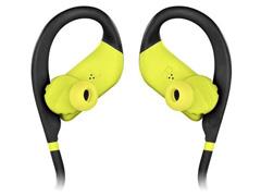 Fone de Ouvido Bluetooth JBL Endurance Dive Preto e Amarelo - 4