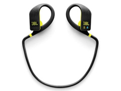 Fone de Ouvido Bluetooth JBL Endurance Dive Preto e Amarelo
