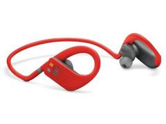 Fone de Ouvido Bluetooth JBL Endurance Dive Vermelho - 2