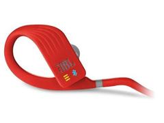 Fone de Ouvido Bluetooth JBL Endurance Dive Vermelho - 3