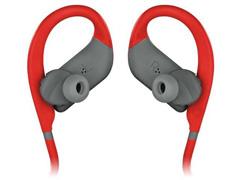 Fone de Ouvido Bluetooth JBL Endurance Dive Vermelho - 4