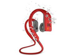 Fone de Ouvido Bluetooth JBL Endurance Dive Vermelho - 1