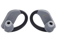 Fone de Ouvido Bluetooth JBL Endurance Peak Intra Auricular Preto - 4