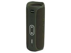 Caixa de Som Bluetooth JBL Flip 5 20W à prova d'água Verde - 3
