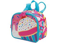 Lancheira Infantil Sestini Cupcake Tam P Colorida - 2