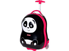 Mala Infantil Sestini Kids Panda Tam PP Colorida - 2