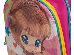 Mochila Infantil Sestini Judy Tam G Colorida - 3
