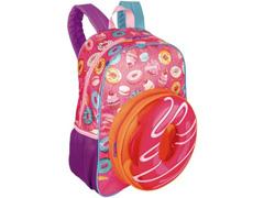 Mochila Infantil Sestini Candy Tam G Colorida