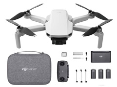 Drone Dji Mavic Mini Fly More Combo - 0