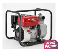 Motobomba Honda WL20XH BRX 4T OHV 4,9 cv 3600 rpm 163 cc 3,1L Gasolina
