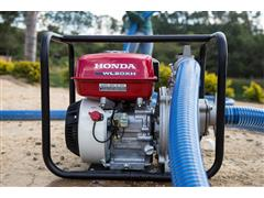 Motobomba Honda WL20XH BRX 4T OHV 4,9 cv 3600 rpm 163 cc 3,1L Gasolina - 4