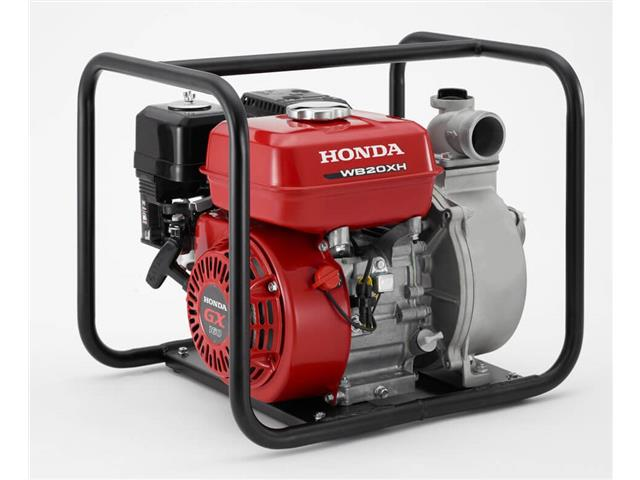 Motobomba Honda WB20XH2 BRX 4T OHV 4,9 cv 3600 rpm 163cc 3,1L Gasolina