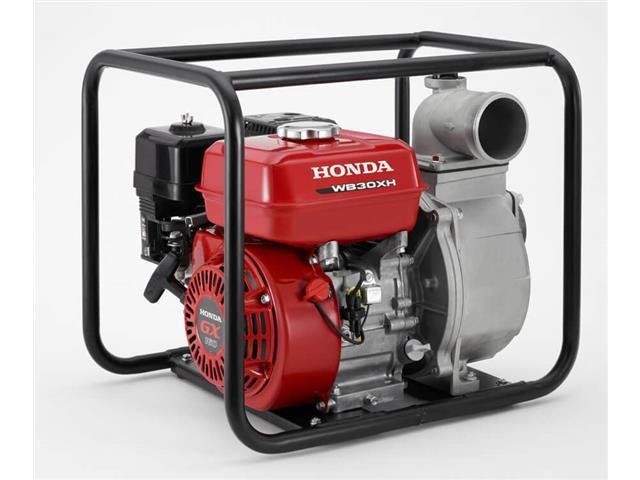 Motobomba Honda WB30XH2 BRX 4T OHV 4,9 cv 3600 rpm 163cc 3,1L Gasolina