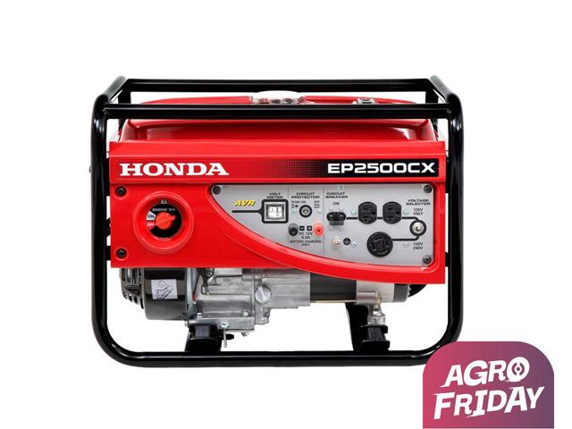 Gerador de Energia Honda EP2500CX1 LBH 120/240 Volts
