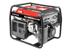 Gerador de Energia Honda EG6500CXS LBH 120/240 Volts