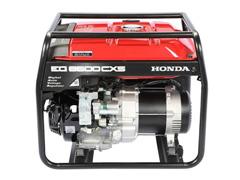 Gerador de Energia Honda EG6500CXS LBH 120/240 Volts - 1