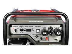 Gerador de Energia Honda EG6500CXS LBH 120/240 Volts - 9