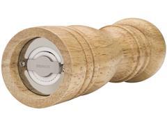 Moedor para Pimenta e Sal Brinox Parma de Madeira 16,5 x 5 cm - 1