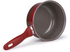 Jogo de Panela Brinox Antiaderente Ceramic Life Smart Vermelho 5 Peças - 2