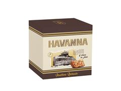 Panettone Havanna Gotas de Chocolate Recheado de Doce de Leite 700g - 1