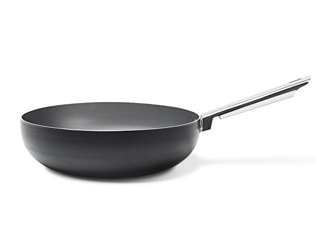 Panela Wok Brinox Curry Ø28cm Capacidade 3,5 Litros Preto