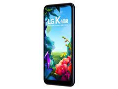 "Smartphone LG K40S IA 4G 32GB Duos Tela 6.1"" Câm 13MP+13MP+5MP Preto - 3"