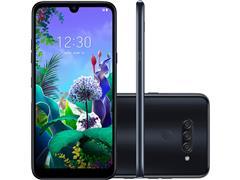 """Smartphone LG K12 Prime IA 4G 64GB Duos Tela 6.2""""Câm 16+2+5+13MP Preto - 0"""