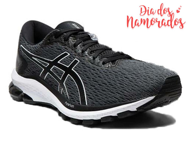 Tênis Asics GT-1000 9 Carrier Grey/Black Masculino