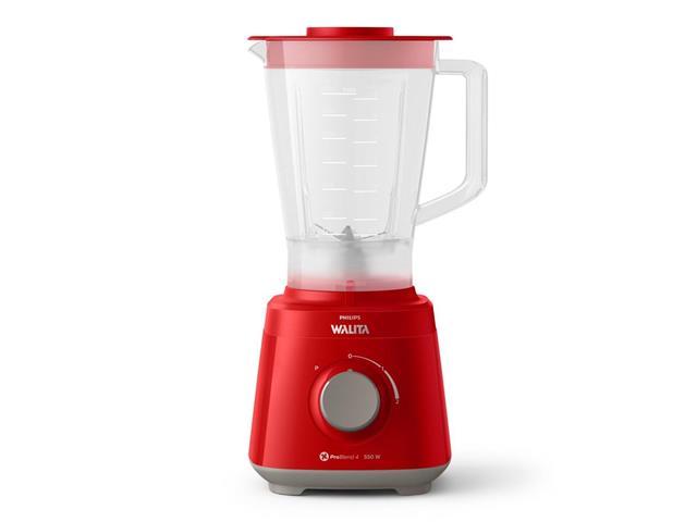 Liquidificador Daily Philips Walita RI2110 Vermelho