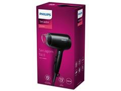 Secador Compacto Philips Essential 2 Velocidades Preto - 2