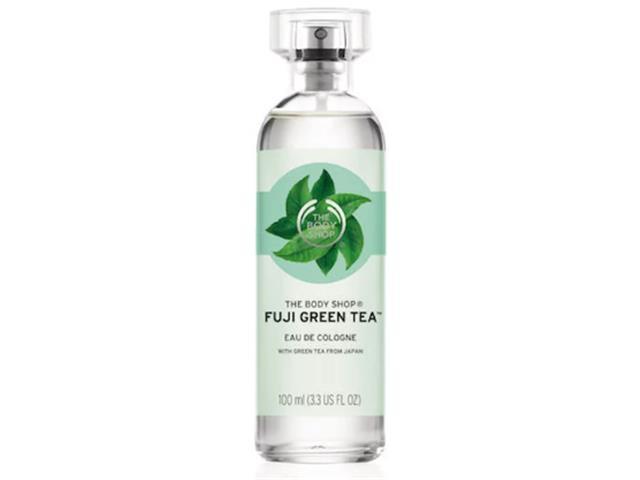 Água de Colônia The Body Shop Chá Verde 100ML