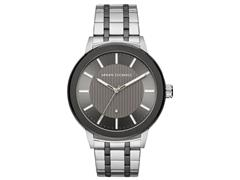 Relógio Armani Exchange Masculino Maddox Prata AX1464/1KN