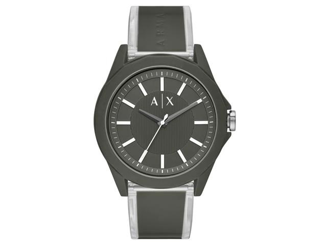 Relógio Armani Exchange Masculino Drexler Verde AX2638/8VN
